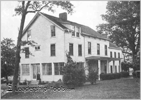 The home of Dr. Orison Swett Marden