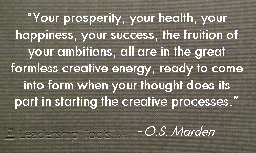 Prosperity: How To Attract It!
