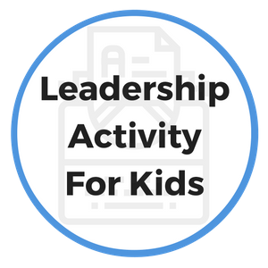 leadership activities for kids