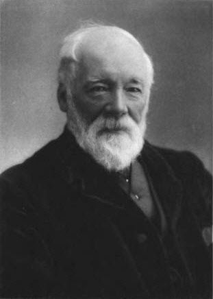 samuel smiles portrait