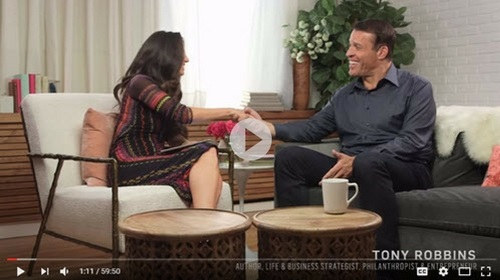 tony robbins interview