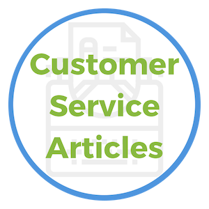 customer service articles