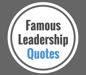 Famous Leadership Quotes Brilliant Top Famous Quotes On Leadership
