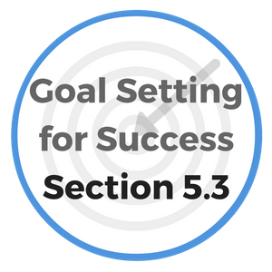 setting and achieving goal