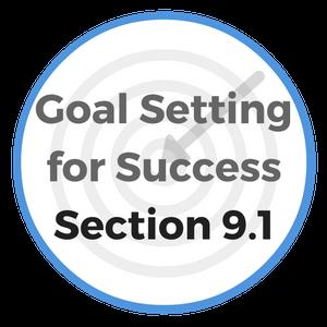 goal setting presentation