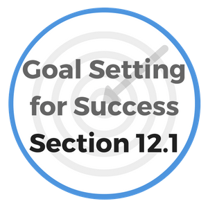 achieving goal