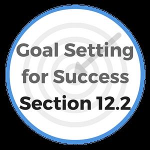 goal setting guidelines
