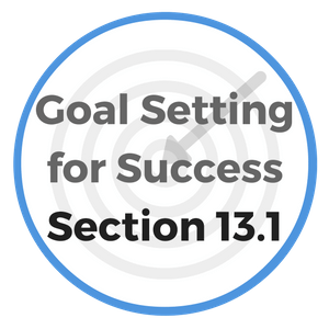 goal setting lesson plan