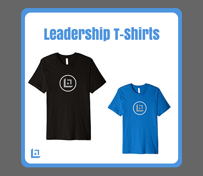 leadership tshirt