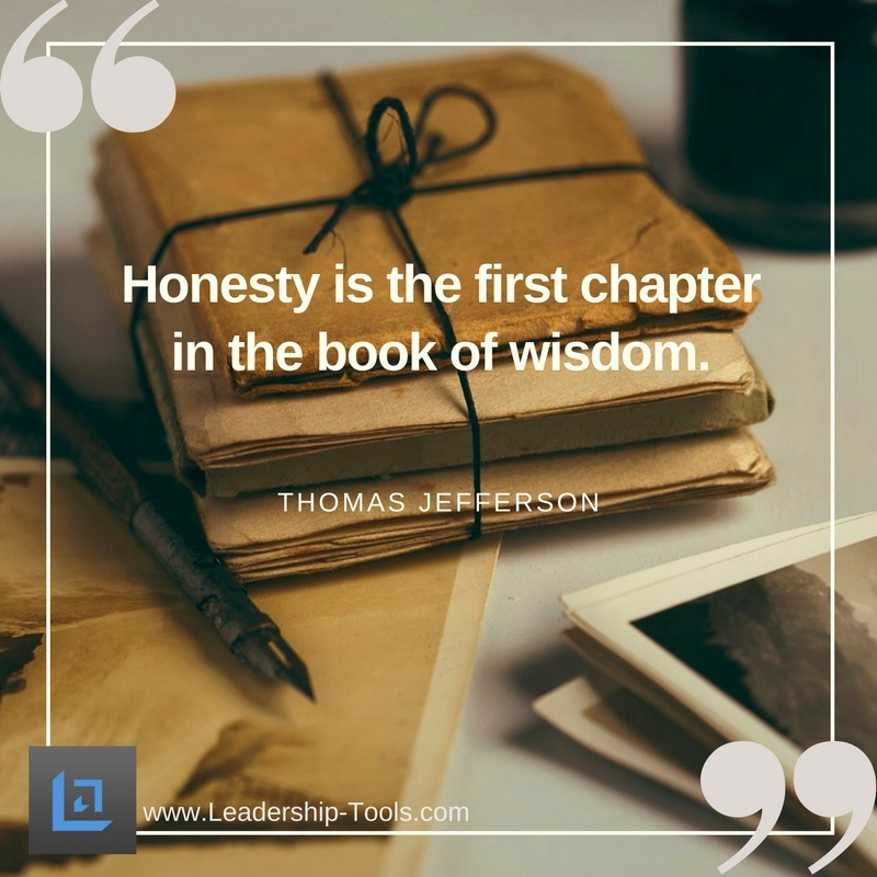 Top Quotes On Honesty