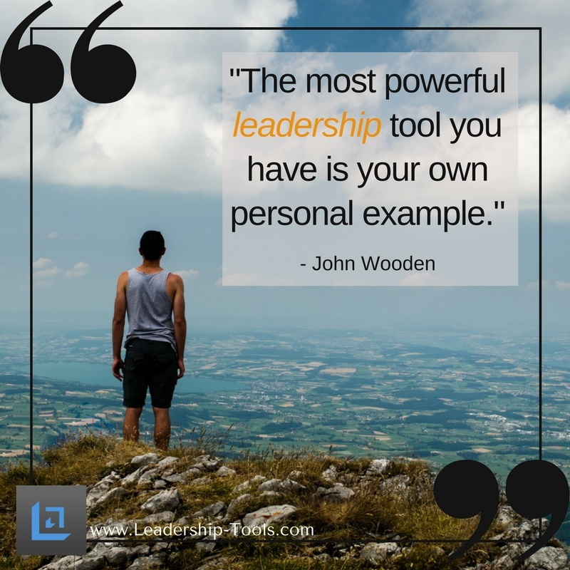 leadership example