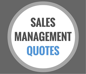 sales management quotes