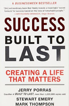 success built to last