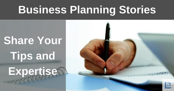 business planning stories